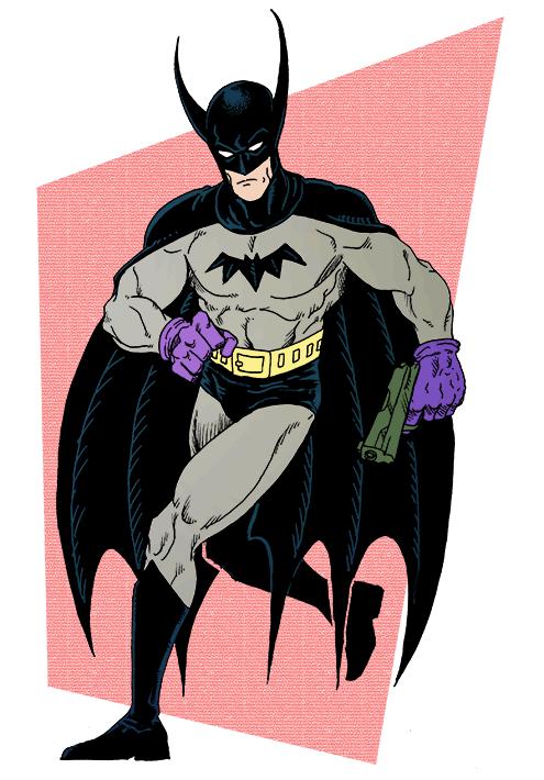 511. Bat-Man