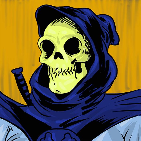 1242. Skeletor