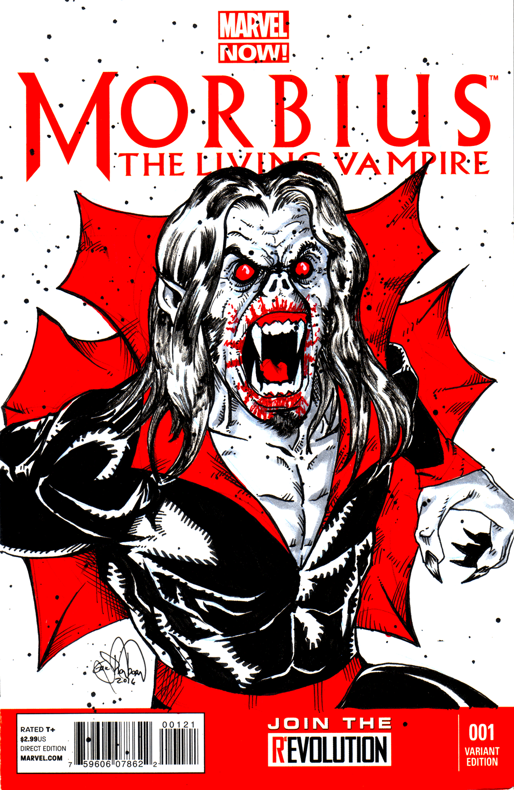 513. Morbius, The Living Vampire