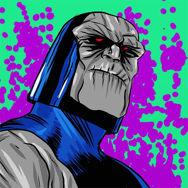 1244. Darkseid
