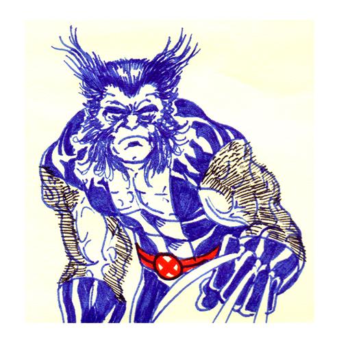 149. Wolverine