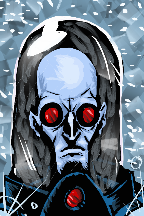 149a. Mr. Freeze