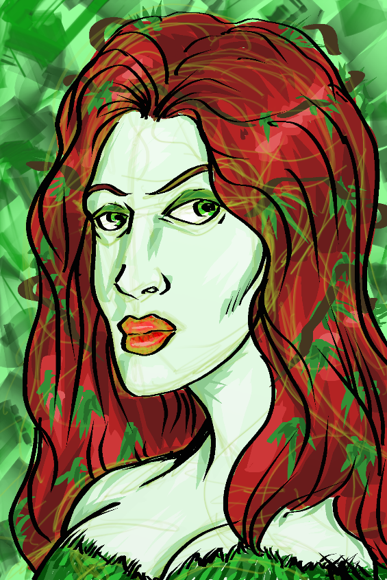 150a. Poison Ivy