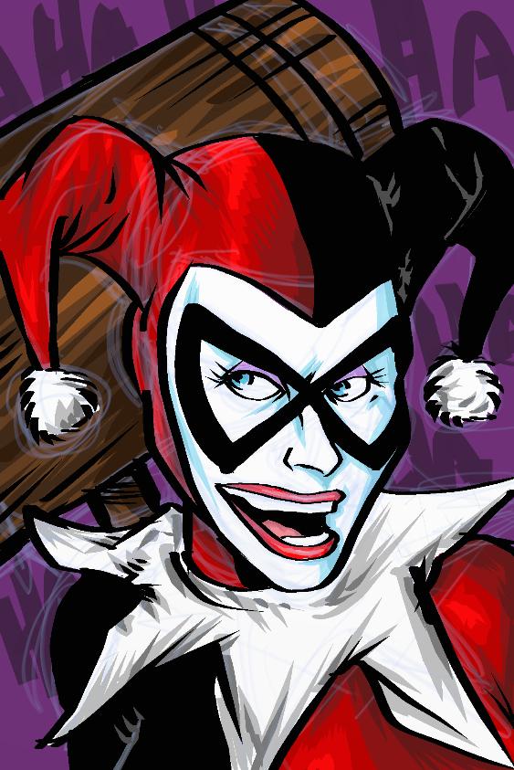 151a. Harley Quinn