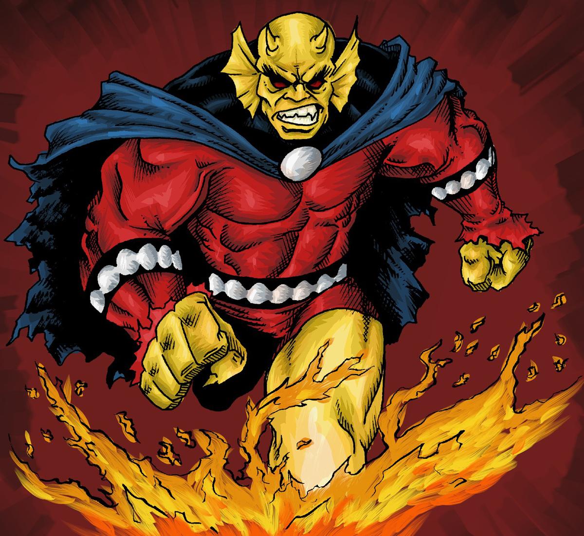 152. The Demon