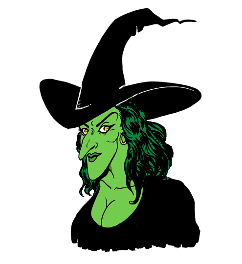 518. Wicked Witch of the West
