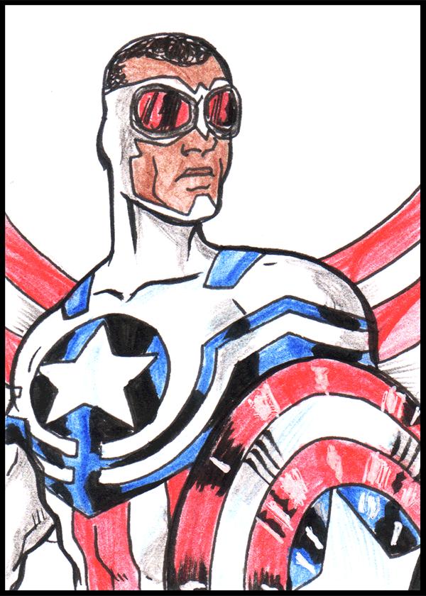 885. Captain America