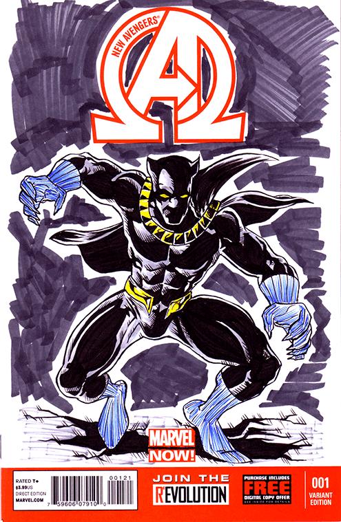 157. Black Panther