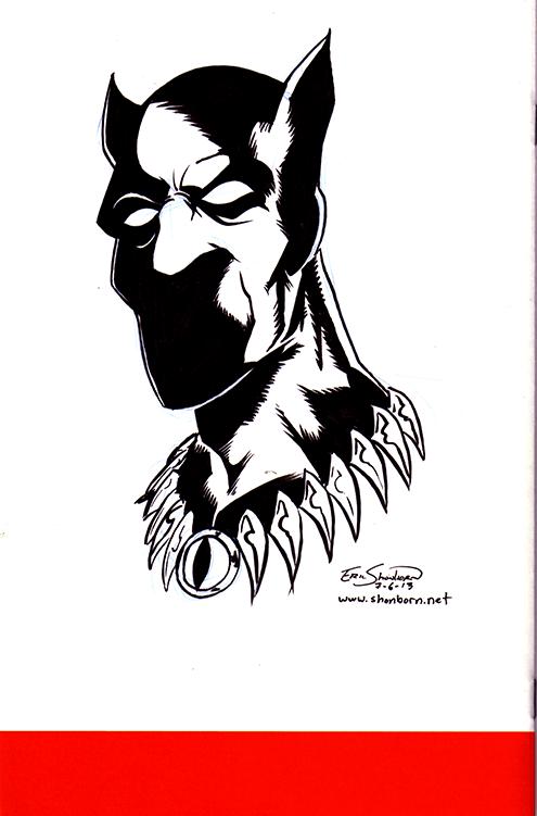 158. Black Panther