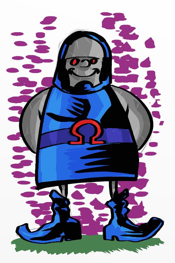 164. Darkseid