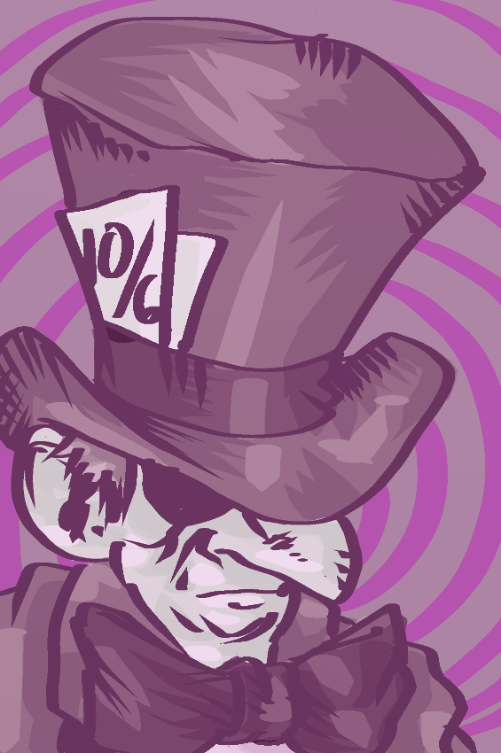 165a. Mad Hatter