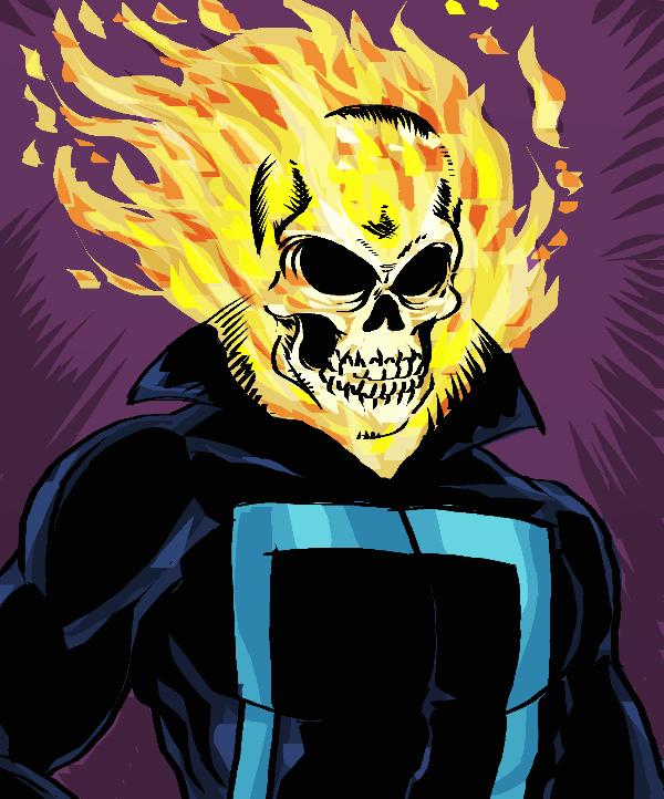 533. Ghost Rider