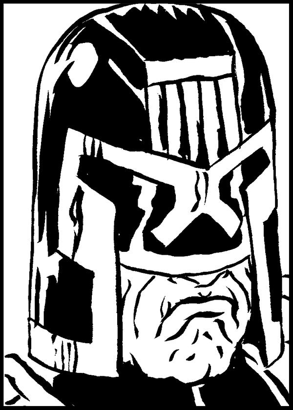 898. Judge Dredd