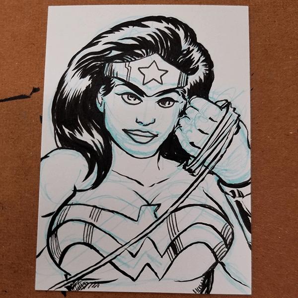 1264. Wonder Woman