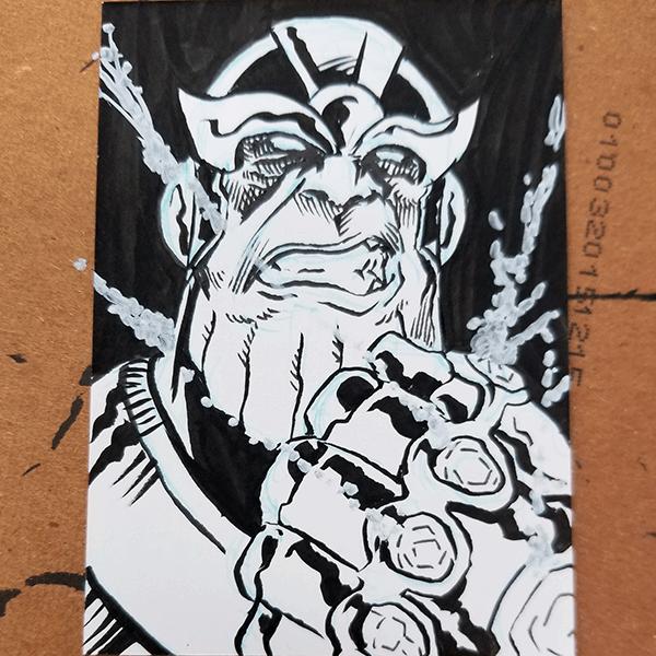 1266. Thanos