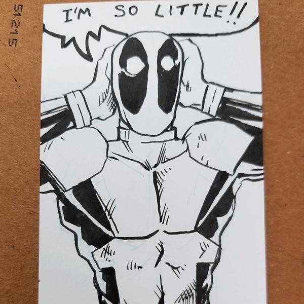 1267. Deadpool