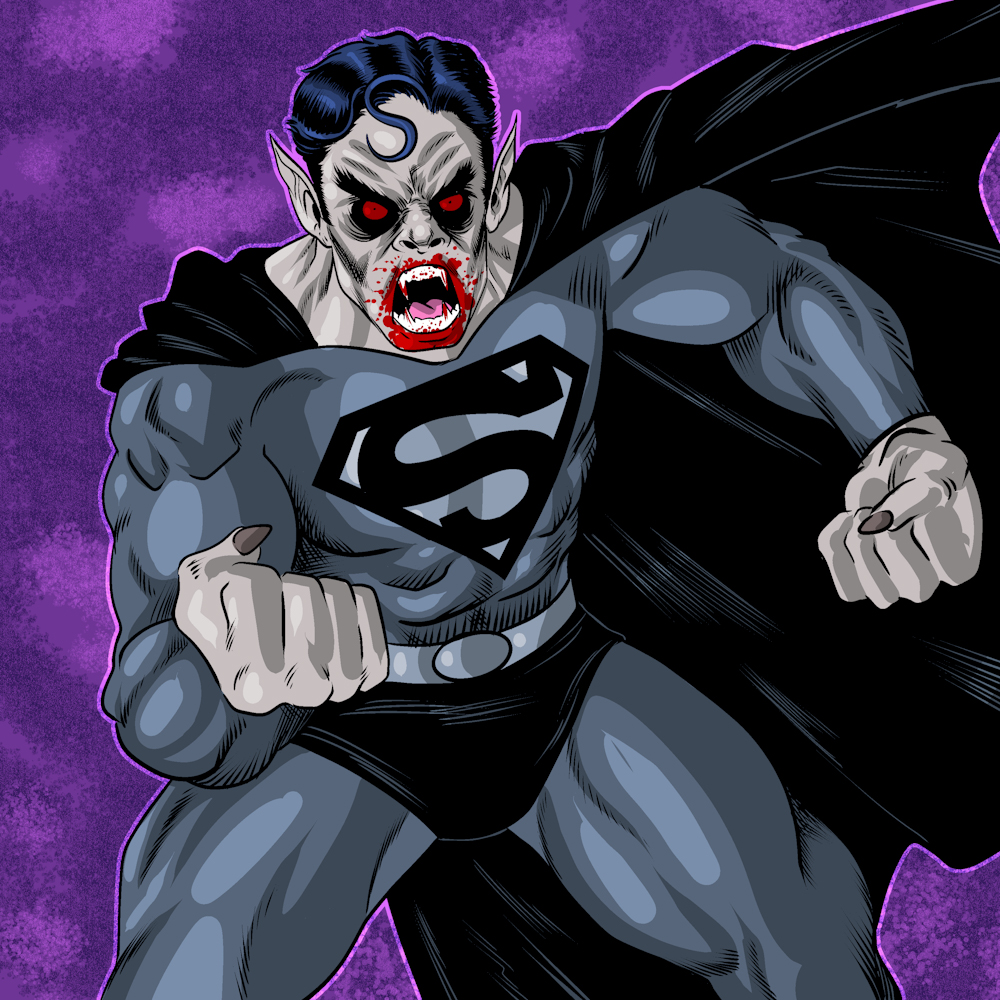 Vampire Superman