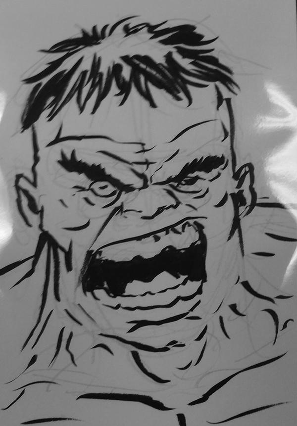 907. Hulk & Solomon Grundy