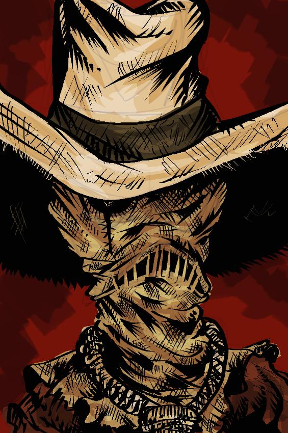 179a. Scarecrow