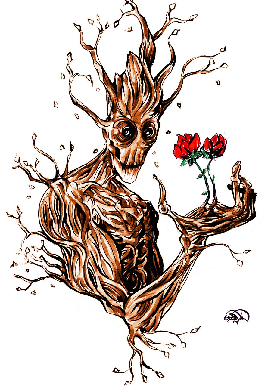 554. Groot