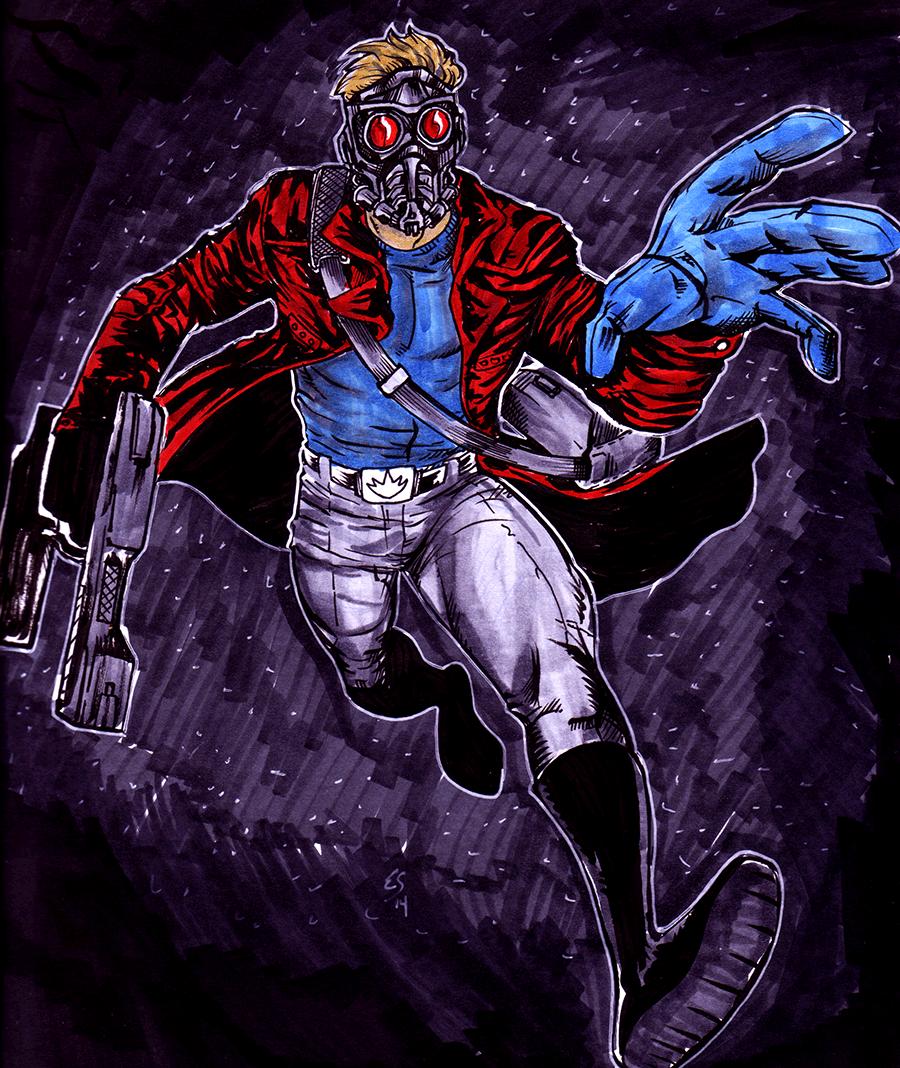 555. Star-Lord