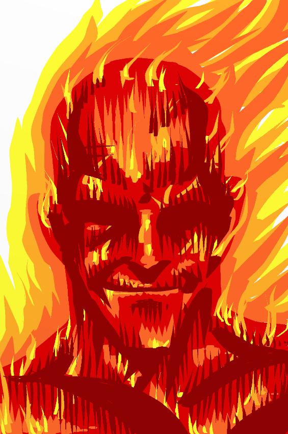 191. Human Torch