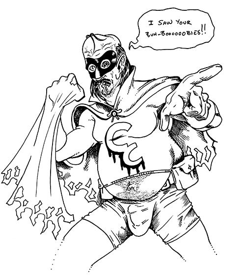 557. Captain Creepy (36)