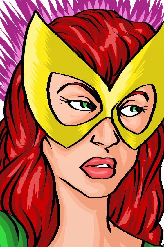 194. Marvel Girl