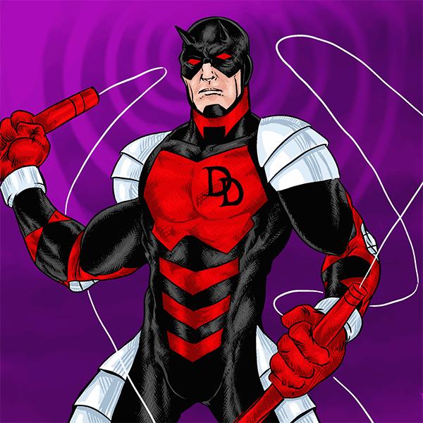 1301. Daredevil
