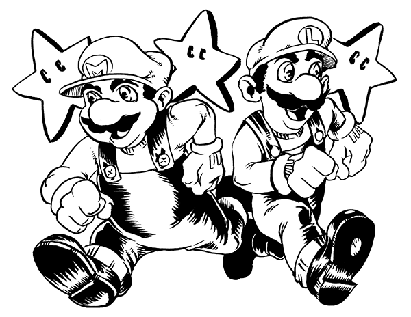 575. Super Mario Bros.