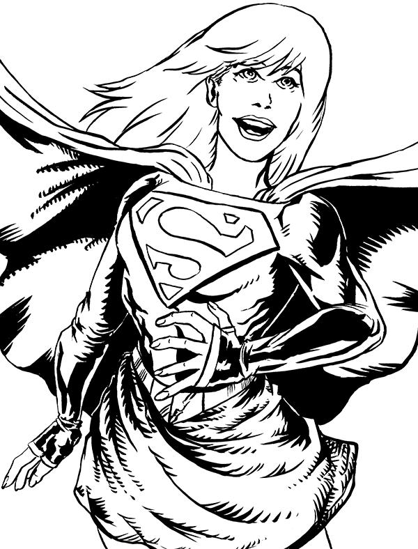 576. Supergirl