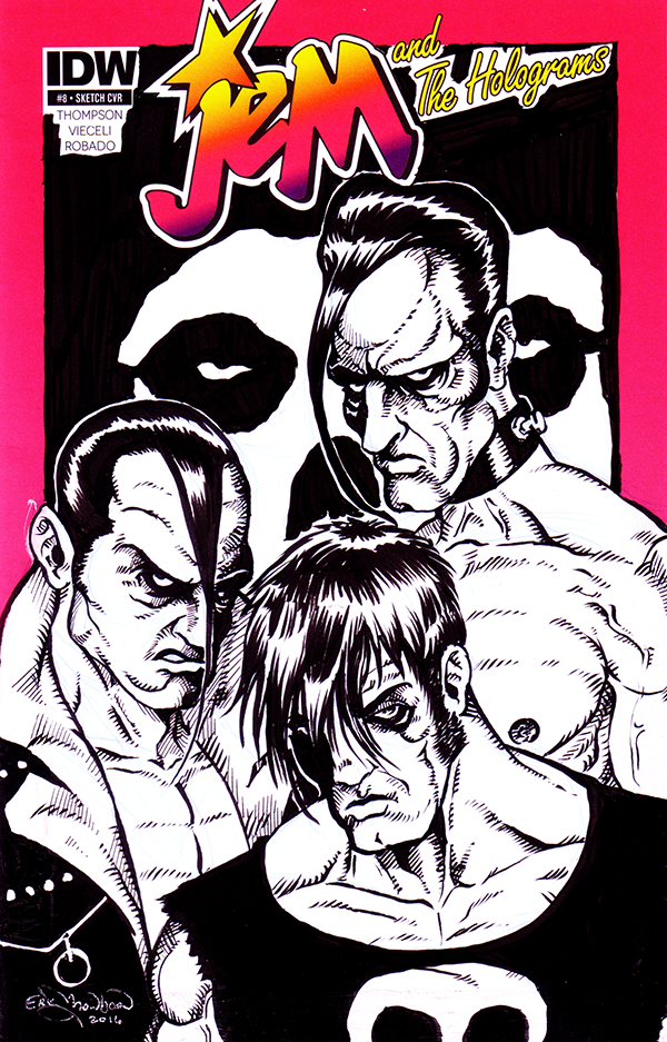 580. The Misfits