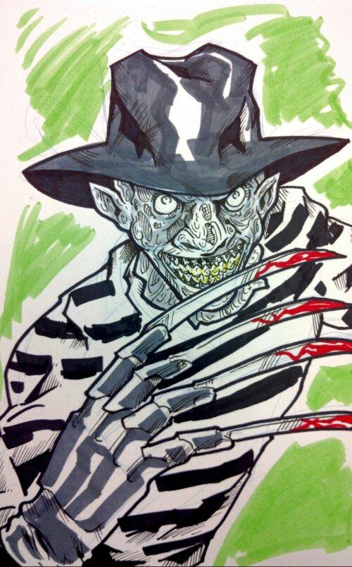 223. Freddy Krueger