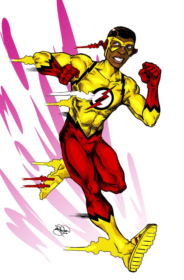 590. Kid Flash
