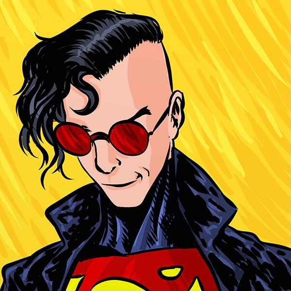 1321. Superboy