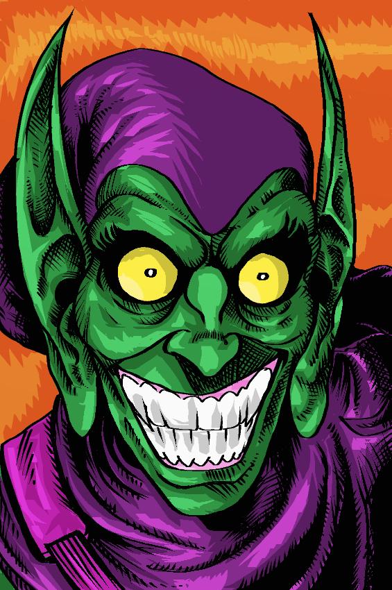 227a. Green Goblin