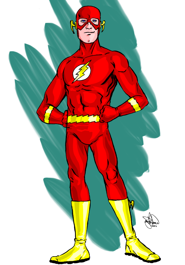 595. The Flash