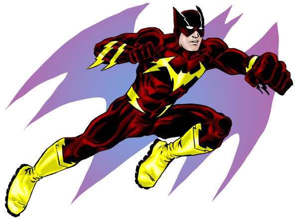 595a. Bat-Flash