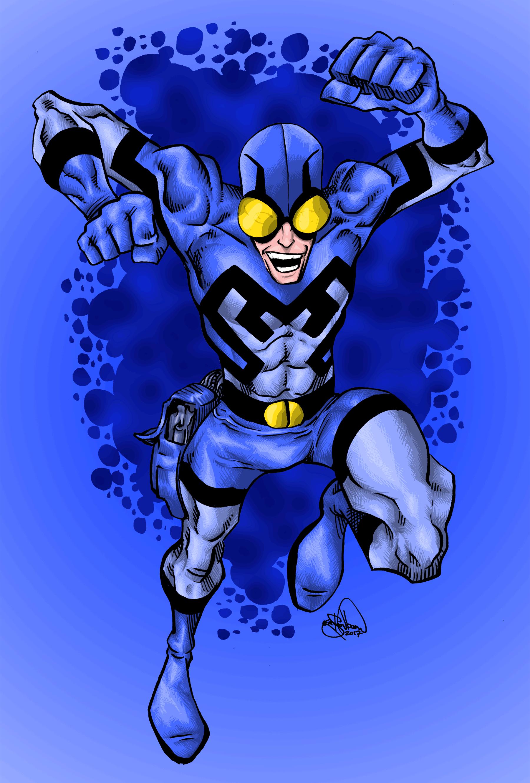 961. Blue Beetle