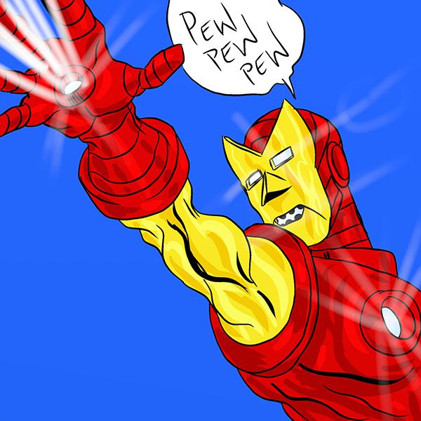 1327. Iron Man