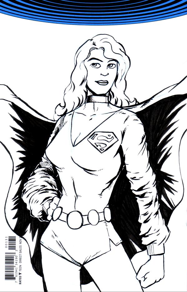 598. Supergirl