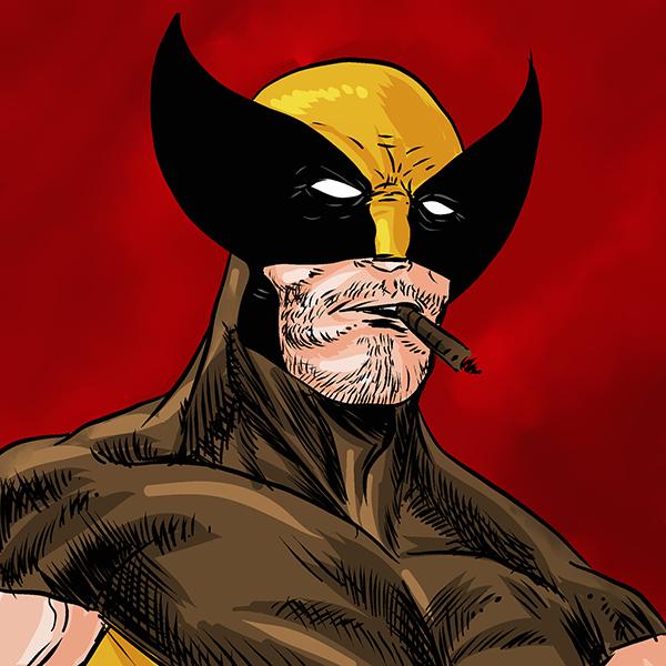 1330. Wolverine