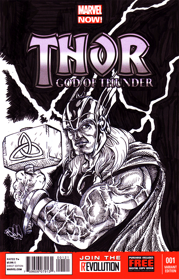 603. Thor