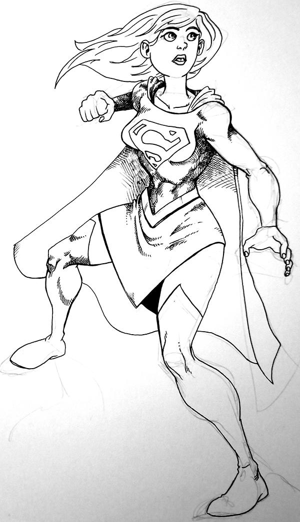1333. Supergirl