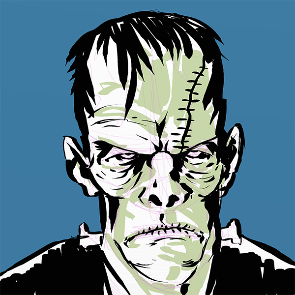 972. Frankenstein's Monster