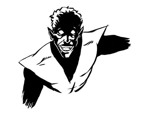 607. Nightcrawler