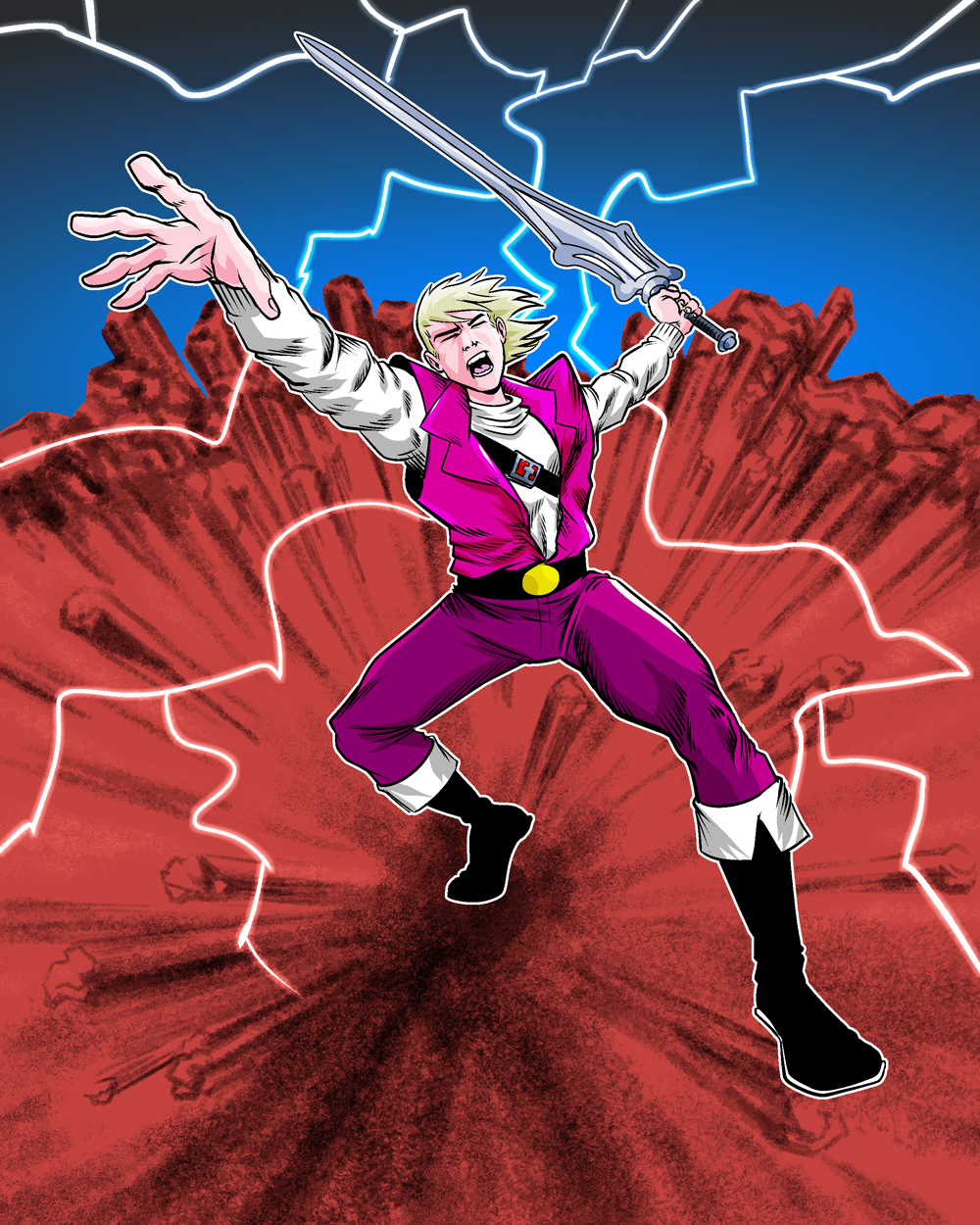 1. Prince Adam & He-Man