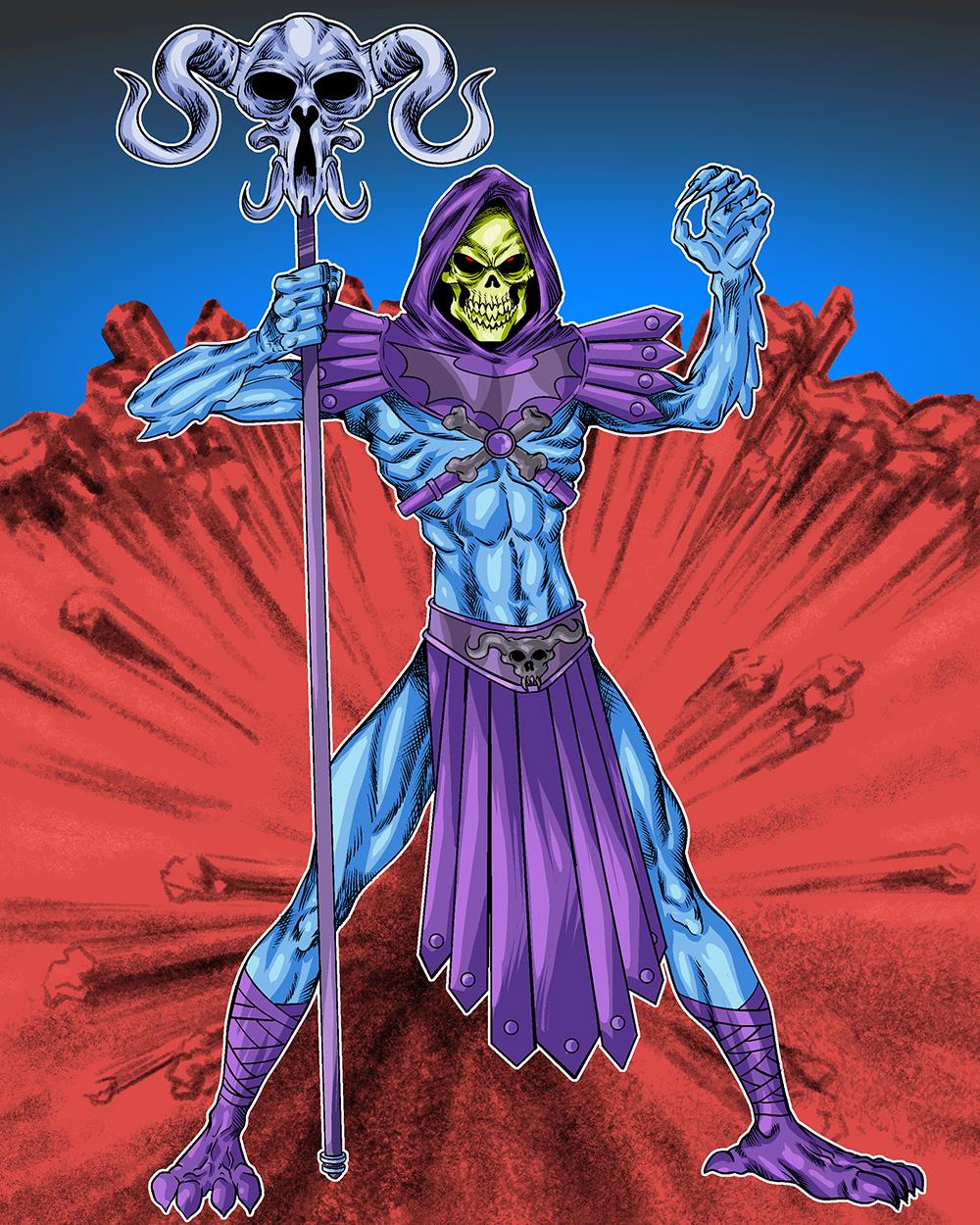 2. Skeletor