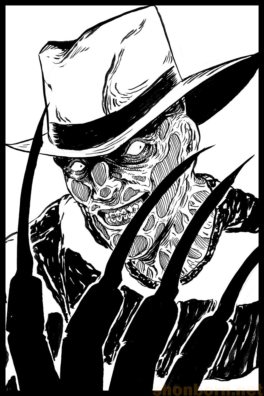 6. Freddy Krueger