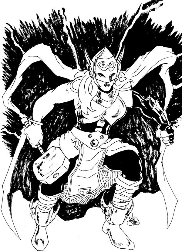 980. Thor